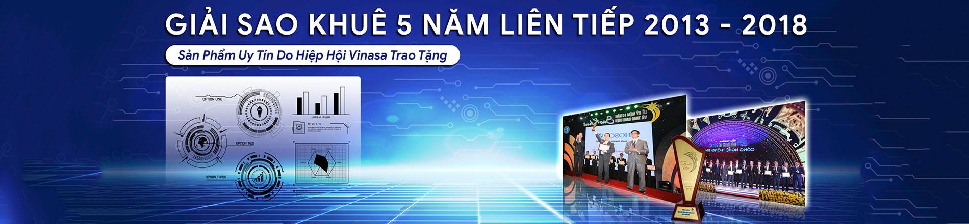 Hosco Việt Nam – Giải pháp phần mềm tổng thể