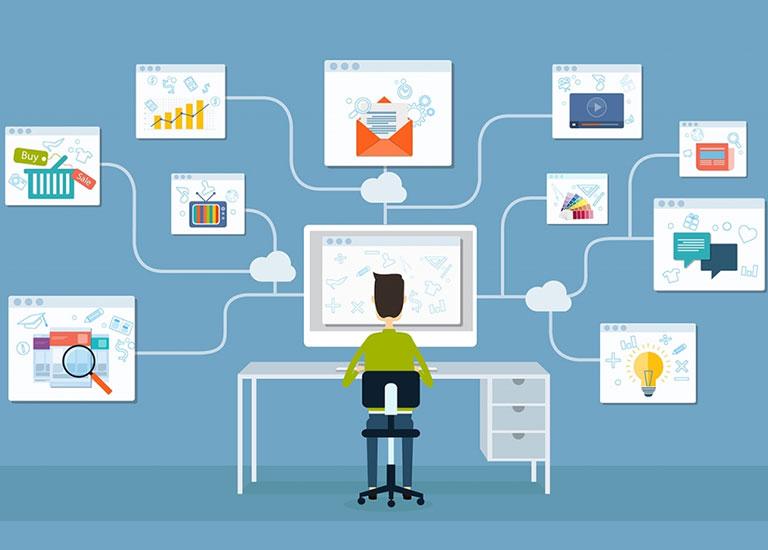 Quản lý bán hàng Sendo luôn đồng bộ các đơn hàng, sản phẩm.